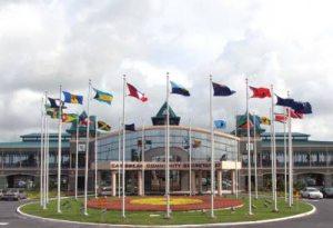 Caricom headquarters in Georgetown, Guyana