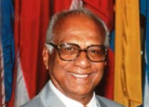 The late former President Dr Cheddi Jagan