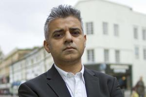 'My name is Sadiq Khan and I'm the mayor of London'