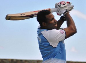 Surely Kieron Pollard would have played in the BBL if he hadn't been injured © WICB Media Photo/Philip Spooner