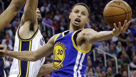 Irresistible: Stephen Curry is in record-breaking form. Photo: AP Read more: http://www.smh.com.au/sport/basketball/golden-state-warriors-star-stephen-curry-named-nba-2016-mvp-by-a-recordbreaking-unanimous-vote-20160510-gos256.html#ixzz48M43WTyr Follow us: @smh on Twitter | sydneymorningherald on Facebook