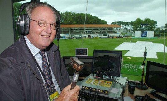 Legendary West Indian cricket commentator has passed away at age 75.