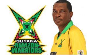 Guyana Amazon Warriors coach, Roger Harper
