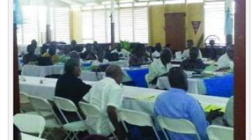 The 144th Synod session of the Anglican Diocese in Guyana voted for the ordination of women on Monday