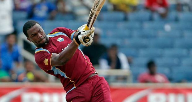West Indies opener, Johnson Charles