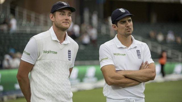 Broad and Cook included on Queen's Birthday Honours list (Photo: ESPNCricinfo)