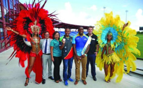 The biggest party in sport heads north to the United States of America and Caribbean Airlines is once again the official carrier of players, officials, sponsors and fans