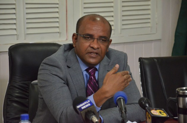 Opposition Leader Bharrat Jagdeo says the contract should be scrapped immediately