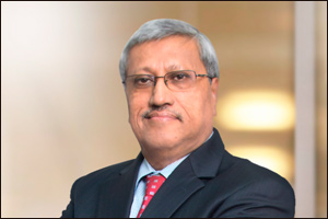 Mr. Komal Samaroo, Executive Chairman of Demerara Distillers Limited