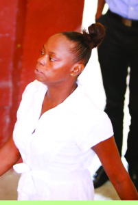 REMANDED: Alexis Turpin