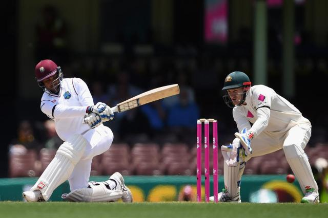 Denesh Ramdin has scored half-centuries in his two most recent Test innings (Photo: Getty Images)