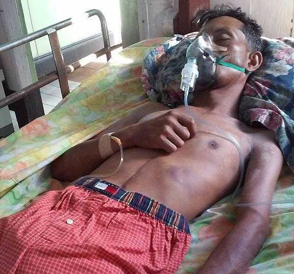 Yogeshwar Shivcharran died from blunt trauma to the head