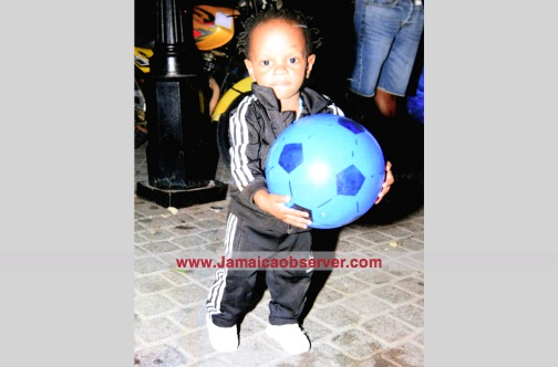 A picture of Demario Whyte who was killed on Luke Lane (Kenyon Hemans/ Jamaica Observer)