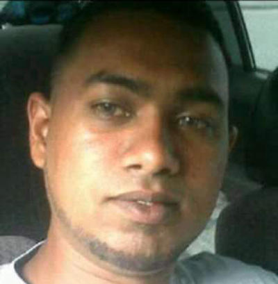 MURDERED: Larry Mohammed (TT Guardian photo)