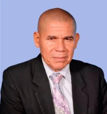 Public Health Minister Dr George Norton