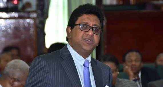 PPP/C MP, Attorney at Law Anil Nandlall