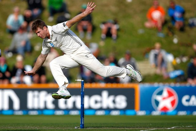 'I think I was a bit more carefree and a bit more laissez faire [when I first came into international cricket]' - James Neesham (Photo: Getty Images)