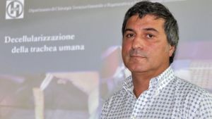 Paolo Macchiarini is a renowned stem cell scientist and has denied all allegations made against him