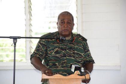 Chief of Staff, Brigadier General Mark Phillips
