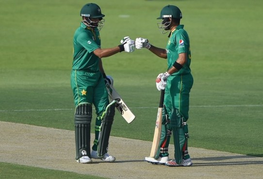 Babar Azam and Azhar Ali added 147 for the second wicket (Photo: Getty Images)