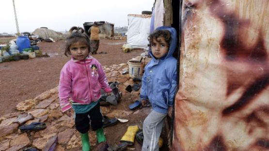 The report says girls in refugee camps are in danger of being married off young (Getty Images)