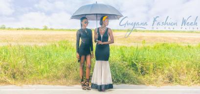 Models: Nkechi Vaugh & Meleesa Payne Photographer: Jay Carter Creative Director: Kenatta Chester
