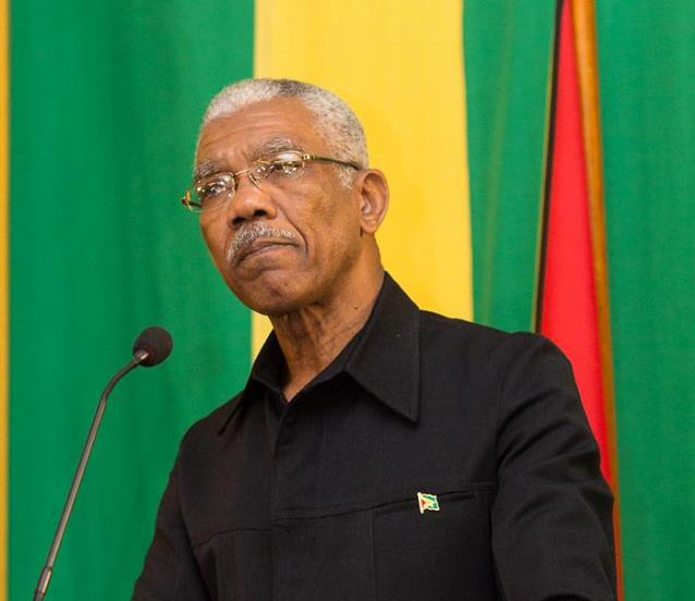 President David Granger credited Mr. Castro with transforming politics in the Western Hemisphere