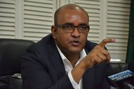 Opposition Leader Dr Bharat Jagdeo