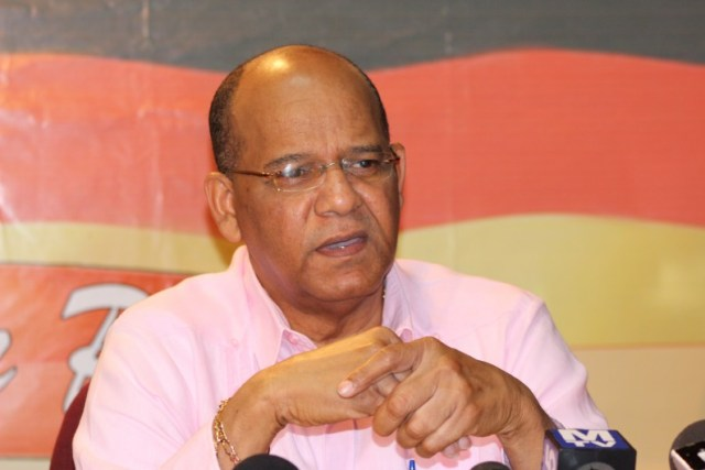 PPP General Secretary and former Home Affairs Minister Clement Rohee