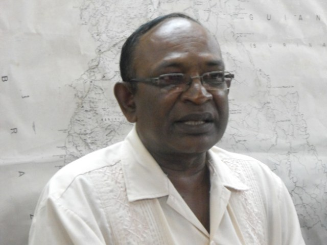 PPP/C MP Ganga Persaud