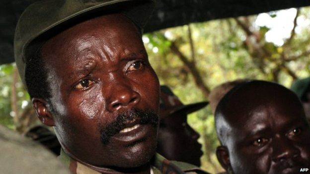 Joseph Kony's Lord's Resistance Army has spread fear across a wide area of central Africa (AFP photo)