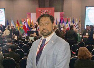 Former AFC executive member, Sasenarine Singh