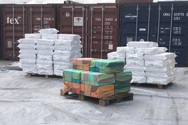 cocaine Suriname