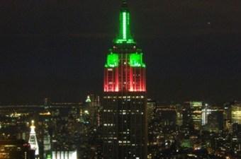 ODISSEA MODERNA: Il Natale Newyorkese di Gianluca e Francesca