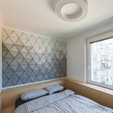 Inexart 3D betónový obklad