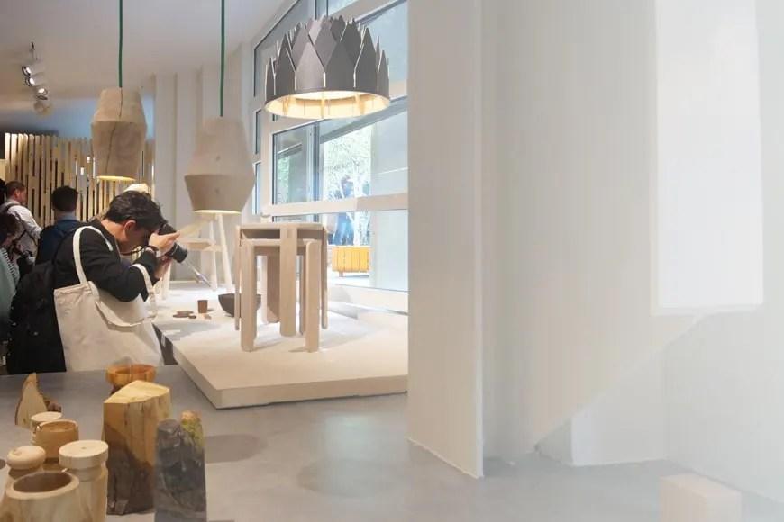 2017 Milan Design Week And Furniture Fair Inexhibit