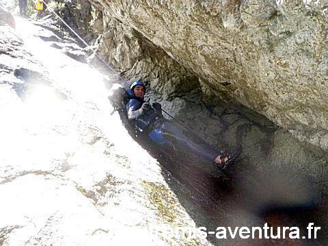 Canyoning Mas Calsan - Reynès - Pyrénées Orientales