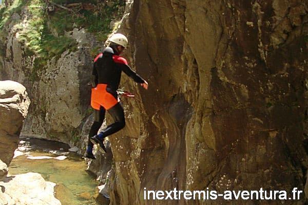 canyon gorges du nuria