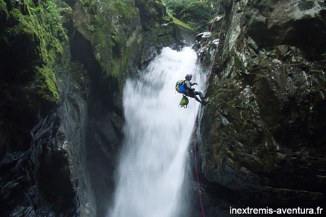 Canyon Gorges de Taurinya