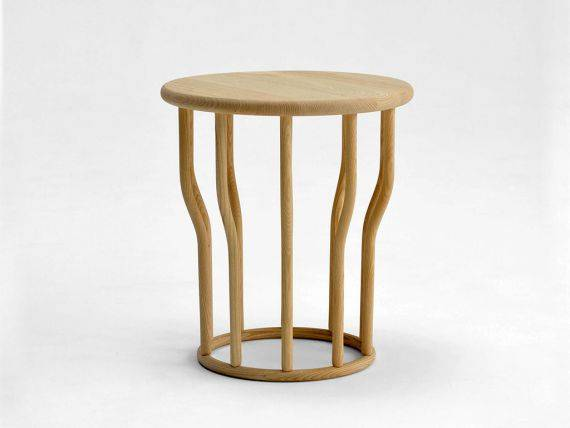 Wooden Side Table Cosse