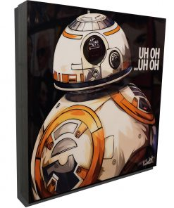 BB-8 poster Star Wars