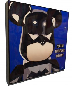 Batman Be@rBrick Poster