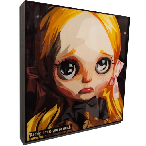 Lonely Blythe Poster