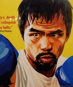 Manny Pacquiao Poster