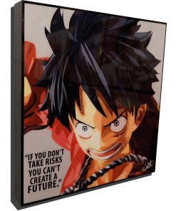 Monkey D luffy poster one piece