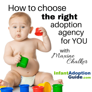 How to choose the right adoption agency for you with Maxine Chalker