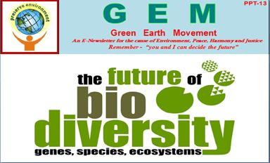 Gem ppt-13-the future of biodiversity