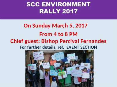 Environment rally entry form