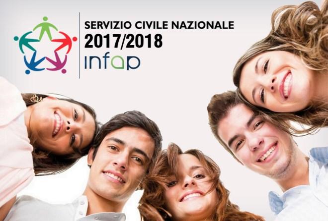 Progetto Servizio Civile 2017 – Graduatorie Definitive