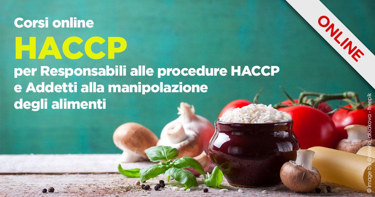 HACCP – Corso sicurezza alimentare